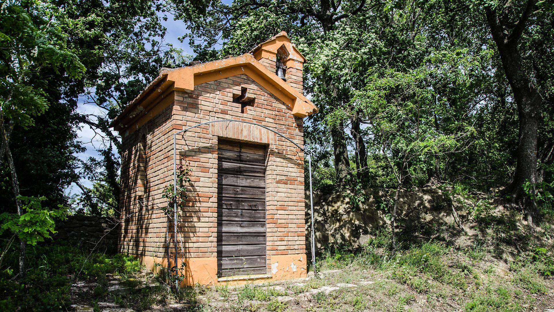 Cappella di Sant'Andrea, Montefabbri