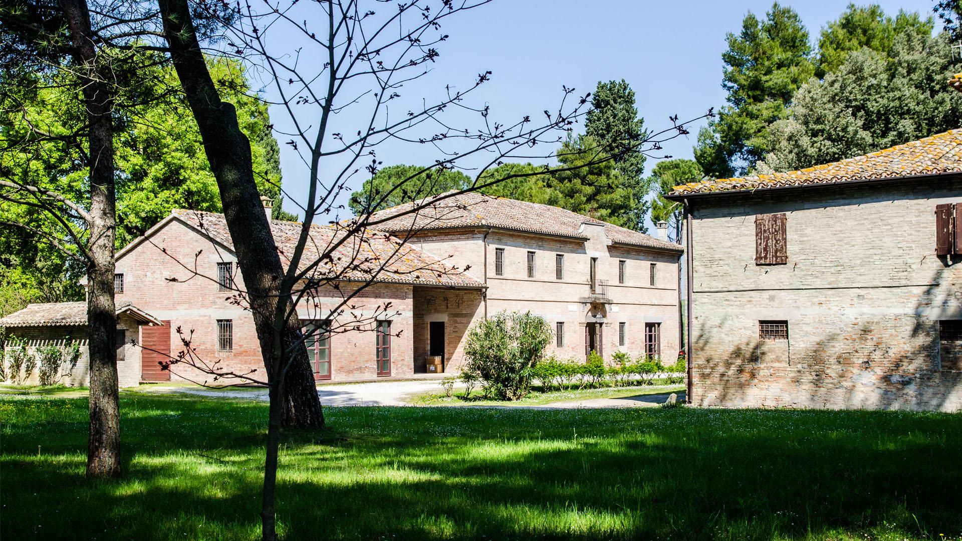 Villa Casino Albani